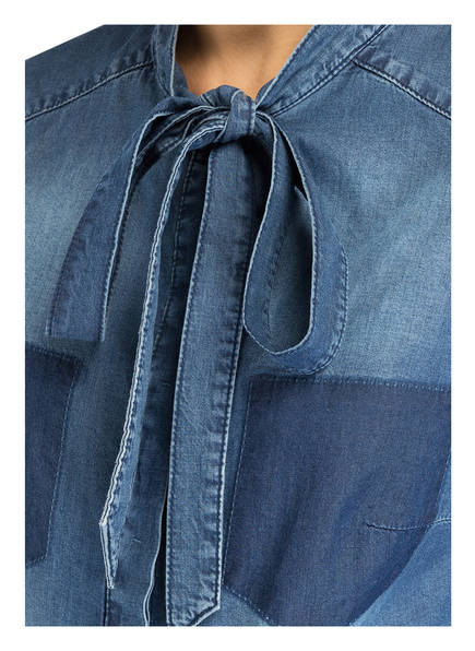 oui Jeans-Schluppenbluse