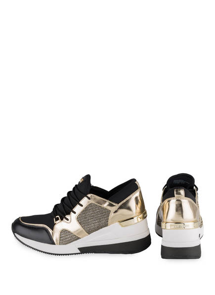 MICHAEL KORS Plateau-Sneaker SCOUT TRAINER