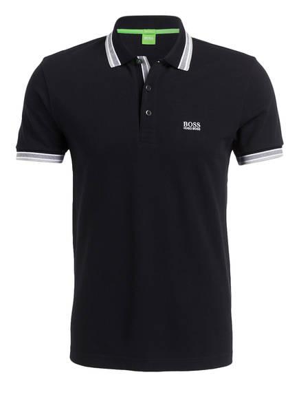 BOSS Piqué-Poloshirt PADDY Modern Fit, Farbe: SCHWARZ (Bild 1)