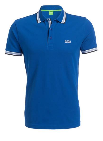 BOSS Piqué-Poloshirt PADDY Modern Fit, Farbe: ROYAL (Bild 1)