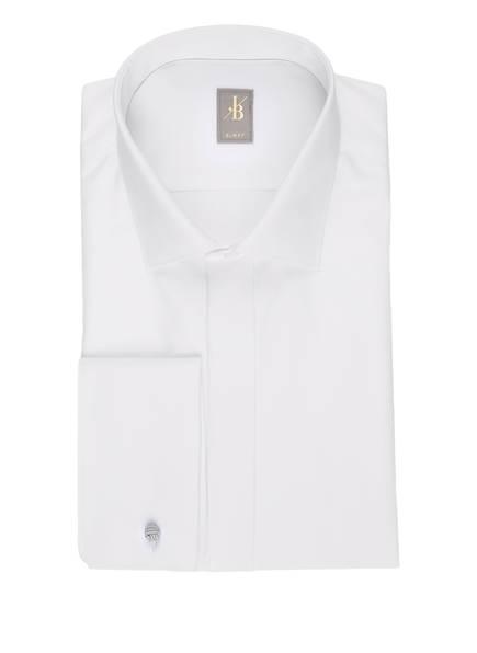 Jacques Britt Smoking-Hemd SCALA Slim Fit mit Umschlagmanschette, Farbe: WEISS (Bild 1)