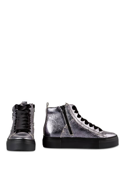 KENNEL & SCHMENGER Plateau-Sneaker BIG mit Schmucksteinbesatz