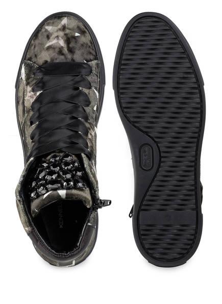 KENNEL & SCHMENGER Hightop-Sneaker BIG mit Schmucksteinbesatz