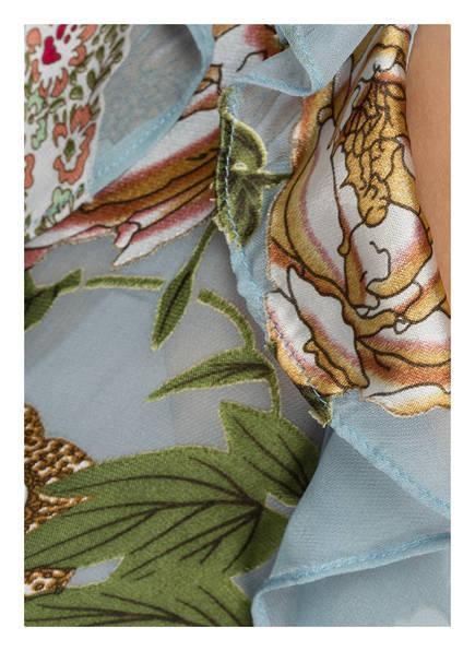 alice+olivia Bluse mit Seidenanteil