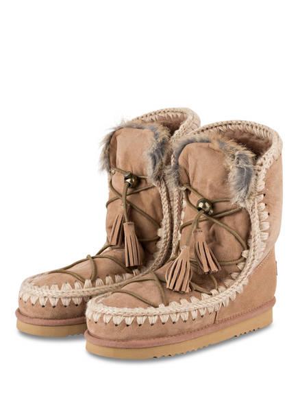 mou Boots ESKIMO , Farbe: BEIGE (Bild 1)