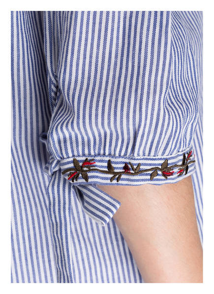 DARLING HARBOUR Carmenbluse mit 3/4-Arm