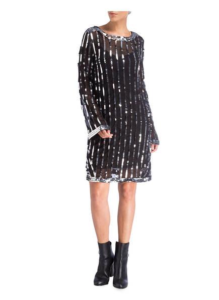 DAY Birger et Mikkelsen Kleid mit Paillettenbesatz
