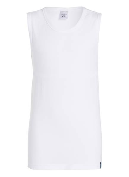 SCHIESSER Unterhemd, Farbe: WEISS (Bild 1)
