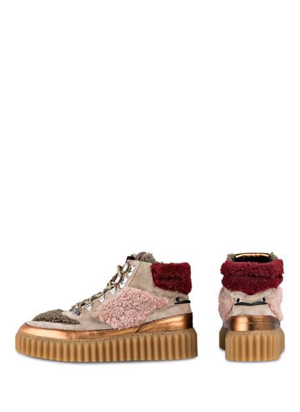 VOILE BLANCHE Plateau-Sneaker EVA