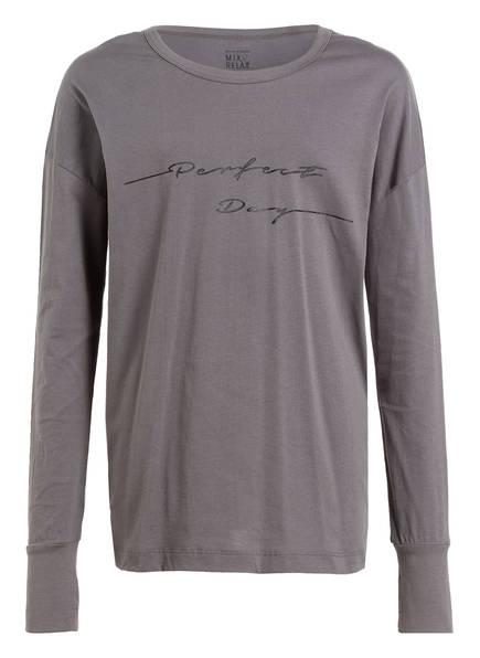 SCHIESSER Schlafshirt, Farbe: GRAU (Bild 1)