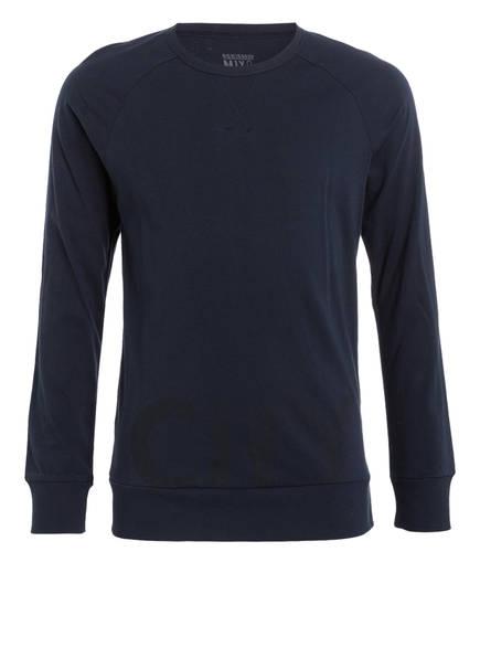 SCHIESSER Schlafshirt, Farbe: DUNKELBLAU (Bild 1)