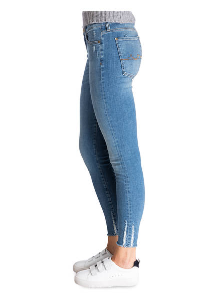 7 for all mankind Jeans THE SKINNY CROP