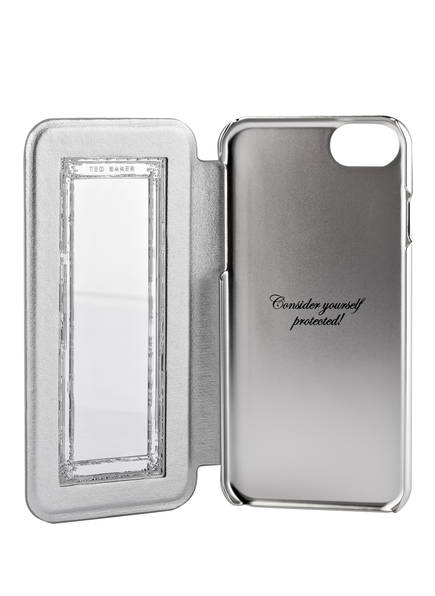 TED BAKER iPhone-H&uuml;lle GLITSIE<br>       f&uuml;r iPhone 6/ 6s/ 7
