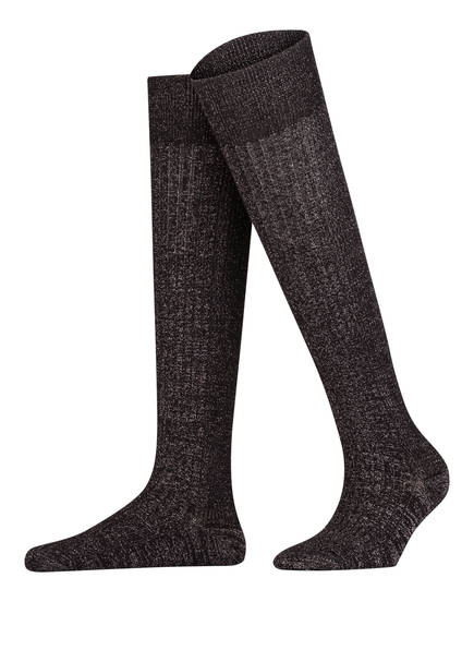 ALTO MILANO Socken, Farbe: SCHWARZ (Bild 1)
