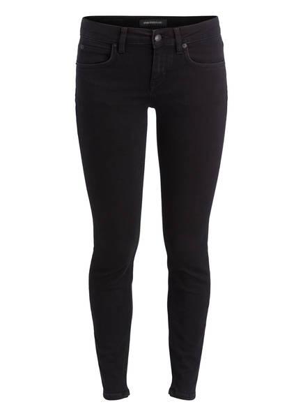 DRYKORN Skinny Jeans PAY, Farbe: SCHWARZ (Bild 1)