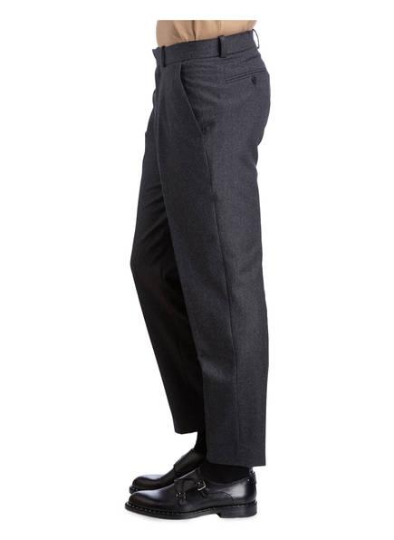 sandro Flanellhose Slim-Fit