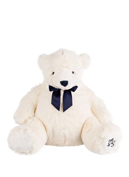 Tartine et Chocolat Teddybär JEAN THE WHITE BEAR, Farbe: OFFWHITE  (Bild 1)