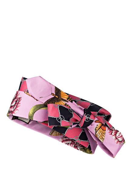 2a07b8bdff5 GUCCI Haarband aus Seide, Farbe ROSA/ PINK (Bild 1)