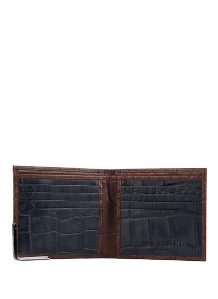 TED BAKER Geldbörse CROCDIL