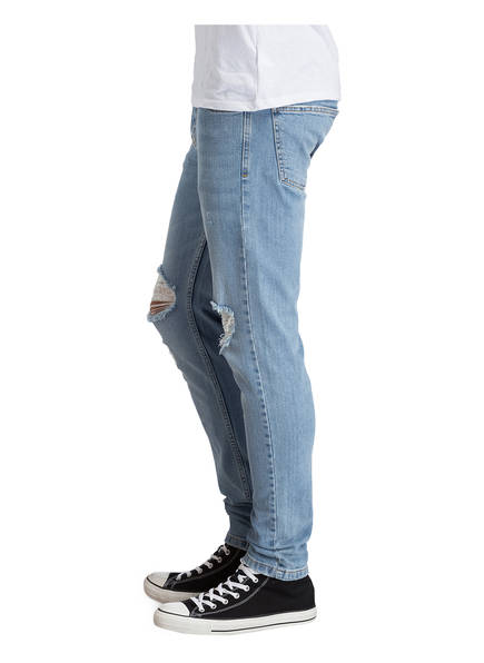 COUTIÉ Destroyed-Jeans Slim Tapered-Fit