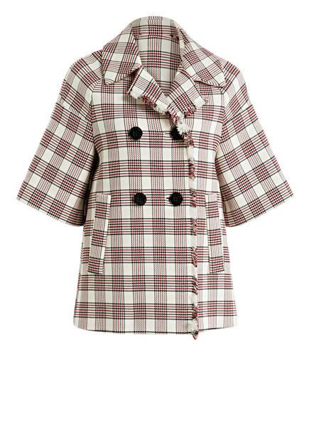 DOROTHEE SCHUMACHER Blazer-Jacke, Farbe: WEISS/ ROT KARIERT  (Bild 1)