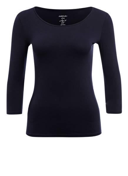 MARC CAIN Shirt mit 3/4-Arm, Farbe: 395 MARINE (Bild 1)