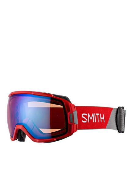 SMITH Skibrille VICE, Farbe: ROT (Bild 1)