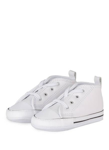 CONVERSE Sneaker CHUCK TAYLOR FIRST STAR, Farbe: WEISS (Bild 1)
