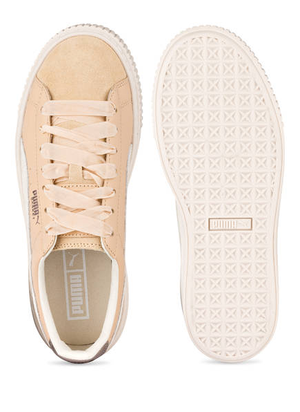 PUMA Sneaker PLATFORM UP