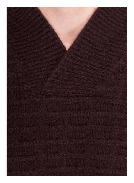 Ermenegildo Zegna Cashmere-Pullover mit Seidenanteil