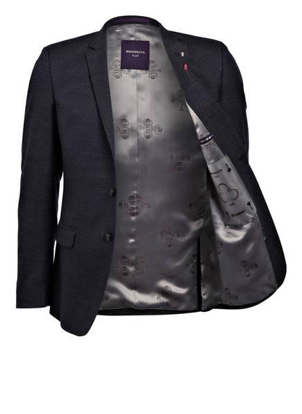 BENVENUTO purple Sakko OTHELLO CLUB Slim-Fit