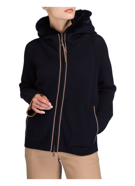 NICE CONNECTION Jacke mit Cashmere-Anteil