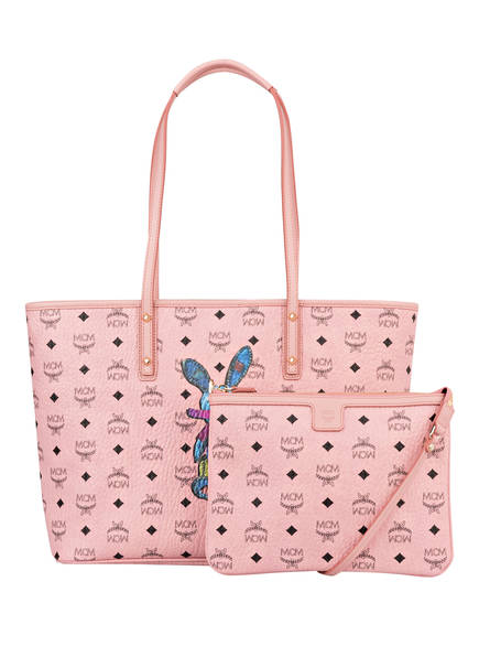 MCM Shopper ANYA RABBIT