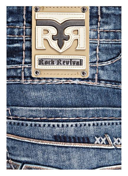 Rock Revival Jeans ELMER Straight-Fit