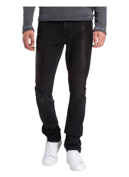 7 for all mankind Destroyed-Jeans RONNIE Skinny-Fit