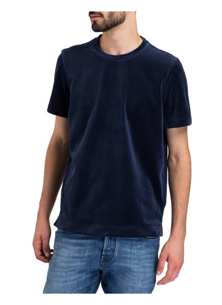 SCOTCH & SODA T-Shirt aus Samt