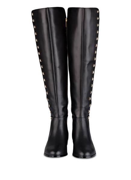 MICHAEL KORS Overknee-Stiefel BROMLEY mit Nieten