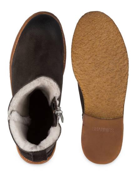 SHABBIES AMSTERDAM Boots<br>           gef&uuml;ttert