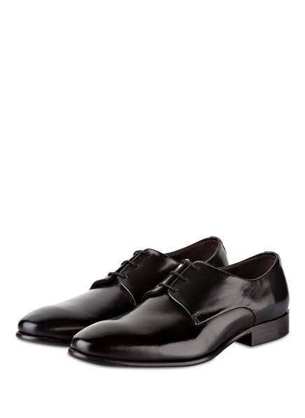 Prime Schnürer Shoes Prime Shoes Orlando Schwarz 6ag7zqPn