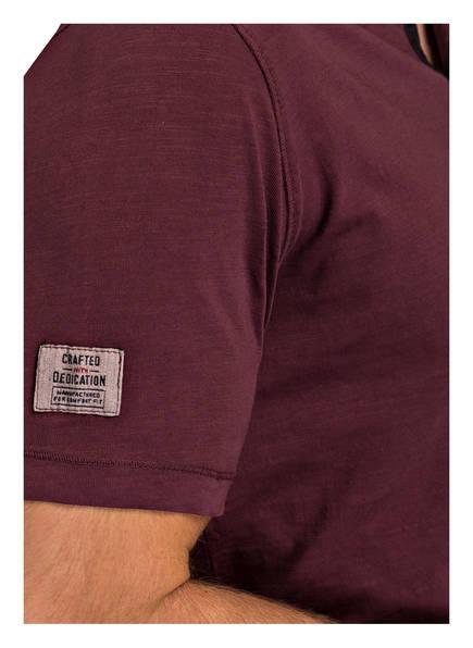 camel active Henley-Shirt
