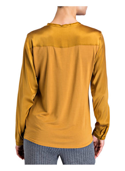 GERRY WEBER Blusenshirt mit Seidenanteil