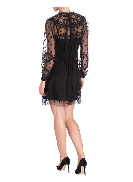 needle & thread Kleid mit Florale Stickereien