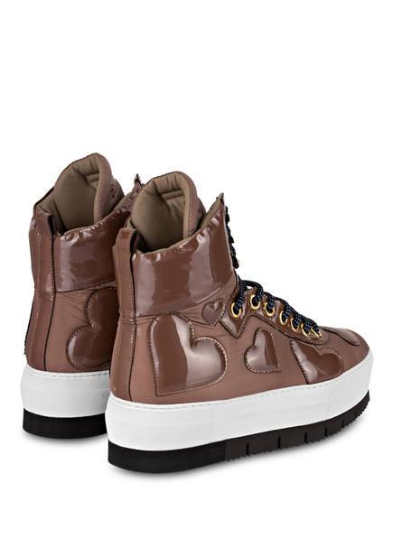 PHILIPPE MODEL Plateau-Boots ADELE<br>       gef&uuml;ttert