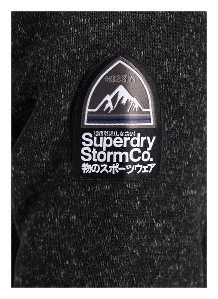 Superdry Sweatjacke STORM DOUBLE