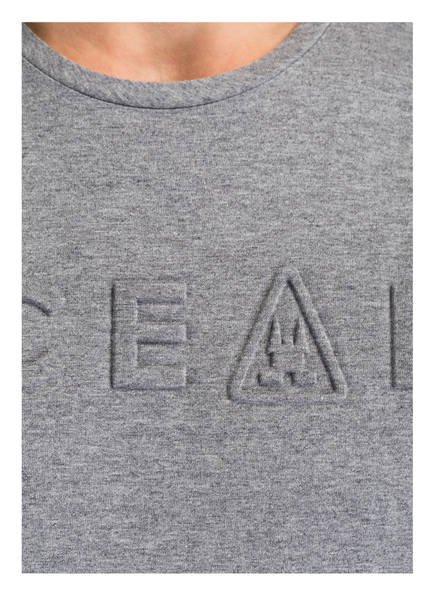Gaastra T-Shirt PERCY mit monochromer Prägung