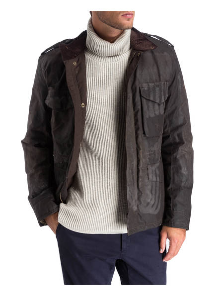 BARBOUR INTERNATIONAL Fieldjacket STEVE MCQUEEN gewachst
