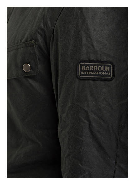 BARBOUR INTERNATIONAL Fieldjacket DUKE gewachst