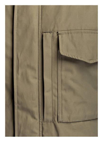 CLOSED Fieldjacket  wasserabweisend