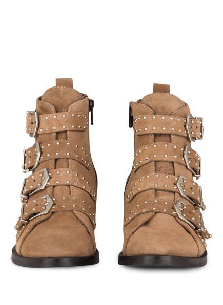 PAVEMENT Boots GIA mit Nietenbesatz