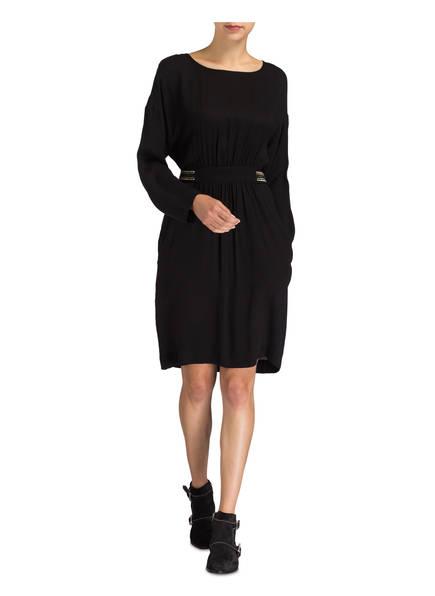CLOSED Kleid mit Bortenbesatz